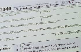 Irs Mileage Chart New Irs Announces 2018 Tax Rates Standard Deductions
