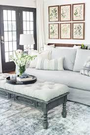 ikea modern furniture. Neutral Modern Farmhouse With IKEA Farlov Slipcover Ikea Furniture