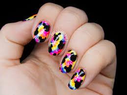 Trippy Mickeys Nail Art   Mickey nails, Nail art and Trippy