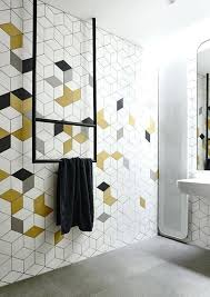 bathroom modern tile. Wall Tile Designs Excellent Modern Bathroom With Well Design .