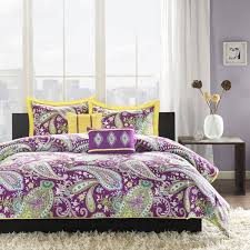 purple green comforter sets intelligent design melissa duvet cover the home decorating 14