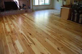 Modern Hickory Wood Floors Wood Floor Installation Hickory