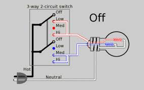 way lamp 3 way circuit diagram
