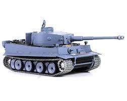 <b>Радиоуправляемый танк Heng Long</b> German Tiger Pro 3818-1 ...
