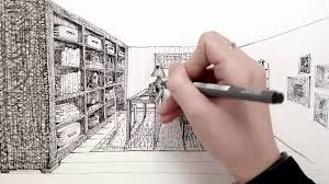 Hand Drawing Interior Design Courses YouTube