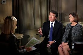 Kavanaugh's wife tests standing by your man in the #MeToo era ...