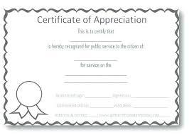Certificate Of Appreciation Free Download Beautiful Certificates Christinegloria Us Free Sample Certificate