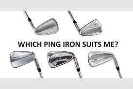 Ping Club Chart Which Ping Iron Suits Me Todays Golfer