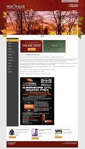 Web Design Mid Wales Mid Wales Shooting Centre Limited Competitors Revenue And
