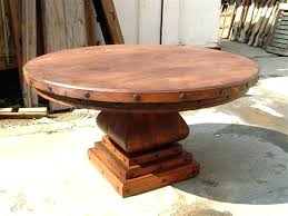 rustic dining table centerpieces rustic round dining table image of rustic round dining table shaped rustic