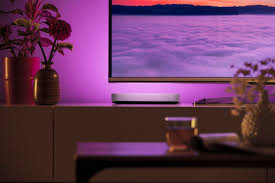 Philips Hue Play Light Bar Single Pack White White Color Ambiance
