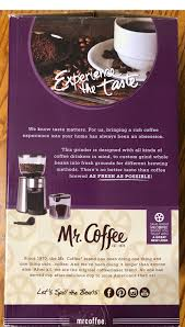 Using a very short stroke and practice will make this issue less of a problem, but it will also take some physical. Necessity Is A Mother Grinding Coffee Beans At Home With Costco Grinders Sidelined Due To Covid 19 Mr Gadget