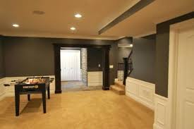 Basement Designs Adorable Paint Ideas For Basement Family Room Color With Two Story Proinsarco