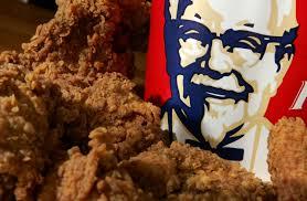 fried chicken bucket hat. Contemporary Fried A Bucket Of KFC Extra Crispy Fried Chicken To Fried Chicken Bucket Hat