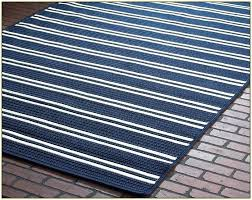 striped bathroom rug navy blue and white area rugs s bath