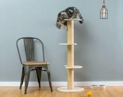 modern cat trees furniture. sisal cat tree ozzy white worldwide shipping modern furniture climb trees