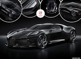 The chiron noire elegance in a black exposed carbon fiber exterior. 2019 Bugatti La Voiture Noire Caricos Com
