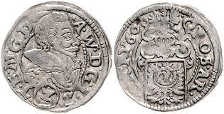 NumisBids: Emporium Hamburg Auction 80, Lot 2504 : SCHLESIEN-TESCHEN, Adam  Wenzel, 1579-1617, 3 Kreuzer 1609, Teschen....