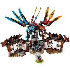 Đồ chơi Lò luyện rồng Lego Ninjago - 70627 (1137 chi tiết), Giá tháng 11/ 2020