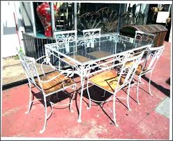 wrought iron patio chairs how to paint rod furniture design ideas