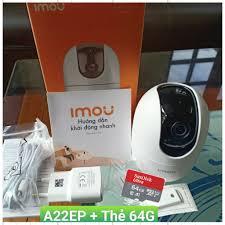 Camera wifi Imou C22EP hoặc A22EP chính hãng Dahua [Tùy chọn] - Kèm thẻ nhớ  32GB [Tùy chọn] tốt giá rẻ