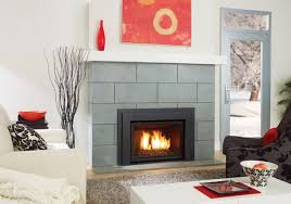 how to build a gas fireplace insert easy diy