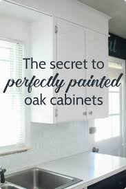 how to fix up old kitchen cabinets elegant best 25 painting oak cabinets ideas on