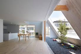 Minimalist Home in Japan Blurs Interior, Exterior - Freshome