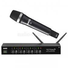 <b>AKG DMS</b> Tetrad Vocal Set P5 - цифровая <b>радиосистема</b> с ...