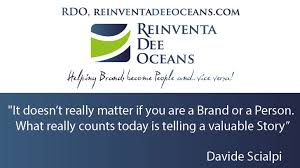 Branding Quotes Extraordinary It Doesn't Really Matter If You Are A Brand Or A Person What Really