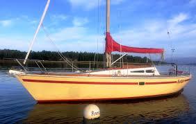 Doug Peterson Yacht Designer Restless Brooklin Boat Yard