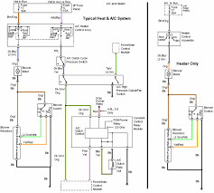 mustang air conditioning wiring diagram mustang fuse 94 95 96 97 98 mustang air conditioning and heater wiring diagram from the pcm to