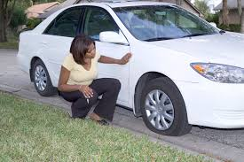 Image result for flat tire