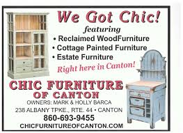 CHIC FURNITURE OF CANTON Canton CT