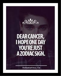 I Hate Cancer Quotes Awesome I Hate Cancer Quotes The Random Vibez