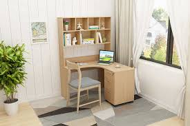 furniture for a study. Used Computer Desk With Bookcase Modern Design Office Table Student Study Home Furniture For A