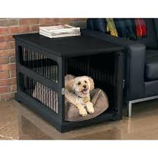 dog crate furniture diy dog dog crate end table diy