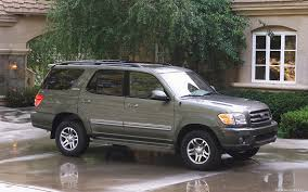 2003 Toyota Sequoia - Information and photos - ZombieDrive