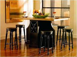 kitchen island table with chairs. Counter Height Kitchen Island Table Set: Full Size With Chairs T