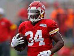 Chiefs Rb Depth Chart 2018 Hyde Taking Advantage Of Reps With Williams Injured Nfl Com