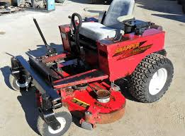 used commercial zero turn mowers snapper commercial z rider pro cruiser 52′ zero turn mower 25hp kohler engine