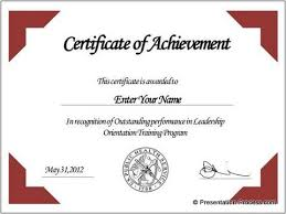 Free Certificate Template Powerpoint Google Search Free