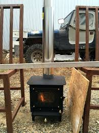 grizzly wood stove reviews