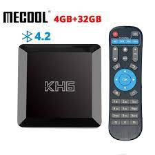 TV Box Mecool KH6 Android 10 RAM 4G bộ nhớ 32G Bluetooth 4.2 – MyTV Box