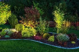 diffe types of outdoor lights for