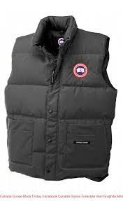 Canada Goose Black Friday Facebook Canada Goose Freestyle Vest Graphite Men  – Canada Goose Outlet Online,Canada Goose Jackets On Sale Free Shipping!