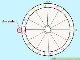 Astro Natal Chart Reading How To Read An Astrology Chart 10 Steps With Pictures