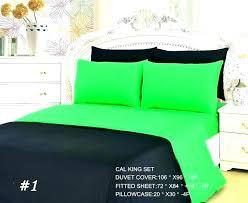 lime green duvet cover gallery of white and covers lovely satisfying favorite king size