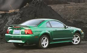 1999 Ford Mustang GT coupe   The Pony Cars   Pinterest   Ford ...