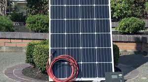 best off grid solar panel kits